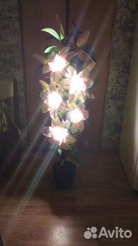 Светильник Куст лилии  89535331219 купить 2