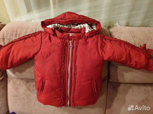 Курточка на девочку  89171138717 купить 1