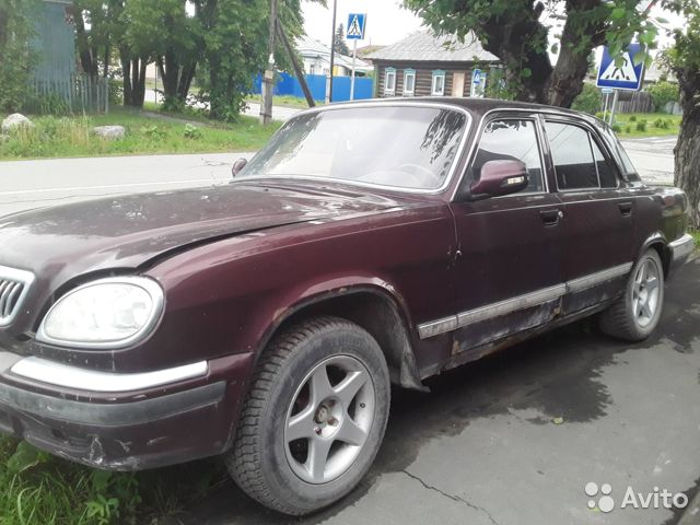 ГАЗ 31105 Волга, 2005 89091930839 купить 1