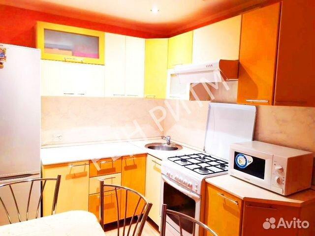 2-rums-lägenhet, 52.9 m2, 3/9 golvet.