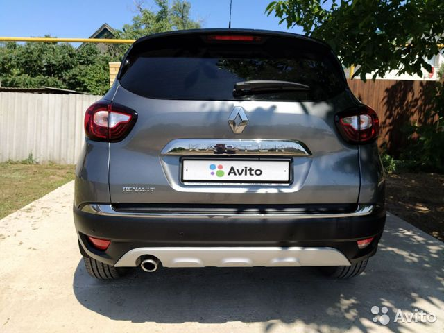 Renault Kaptur, 2017 купить 2