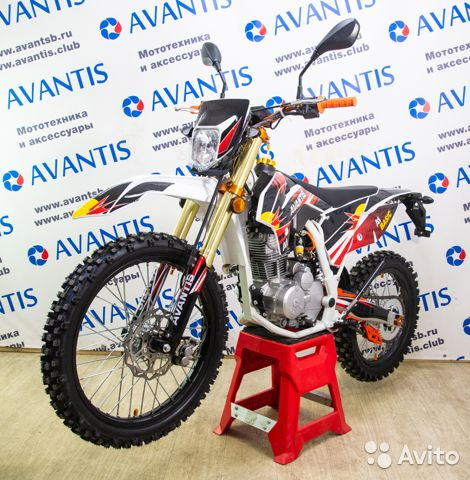 Мотоцикл avantis A2 basic (172FMM) птс