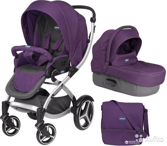 Chicco duo artic lavender  купить 2