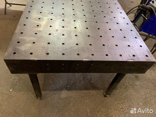 Стол сварочный 3D 1500*1000 мм  89005359120 купить 2
