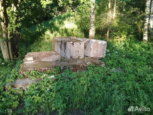 Фундаментные бетонные блоки 89533762076 купить 2