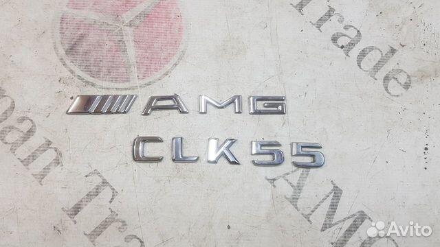 Обвес AMG на Mercedes-Benz W208 CLK55  89143292009 купить 4