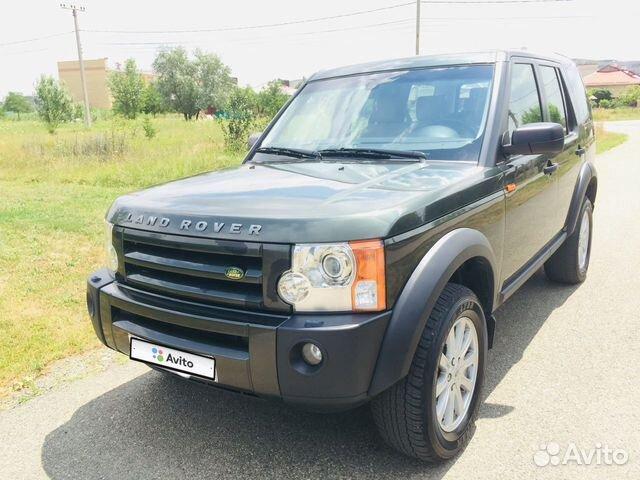 Land Rover Discovery, 2007  89034195560 купить 2