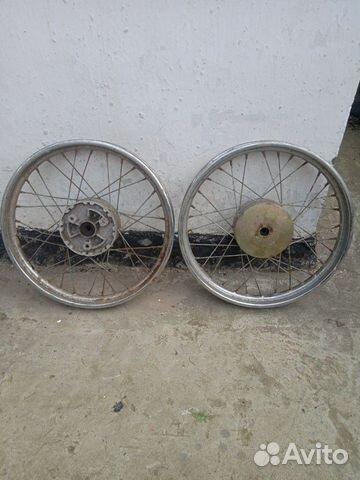 Колеса от мопеда  89209744641 купить 1