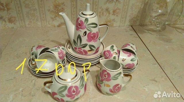 Сервиз чайный  89064888181 купить 10