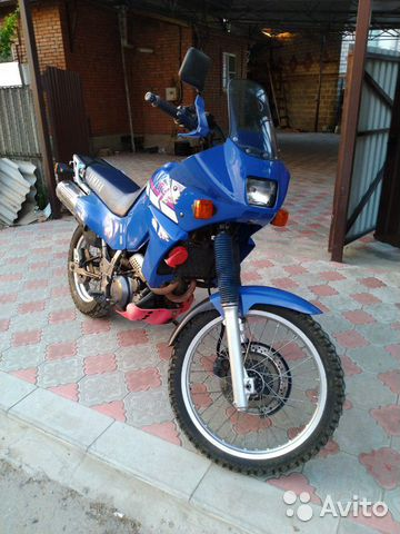 Yamaha xtz 660 Tenere  89185414522 купить 5
