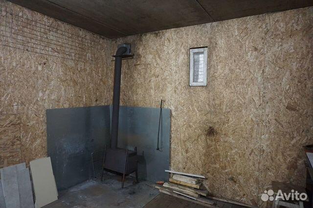 гараж кирпичный набережная Северной Двины 145