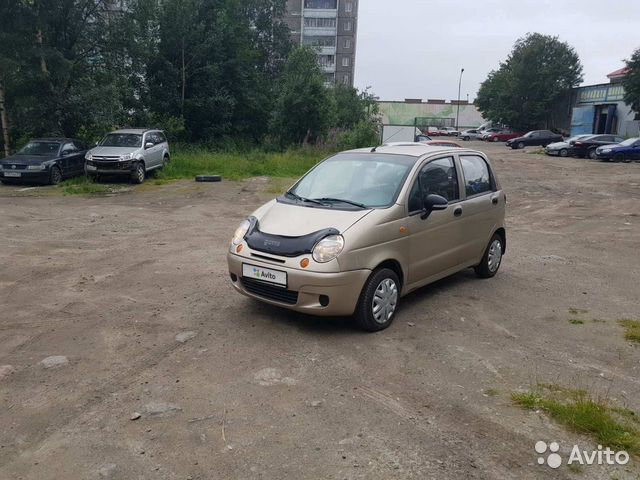 Daewoo Matiz, 2014  89600223012 купить 1
