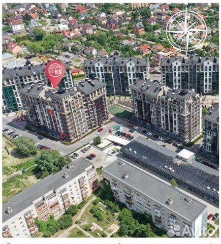 1-к квартира, 48 м², 9/11 эт.  89210067197 купить 2