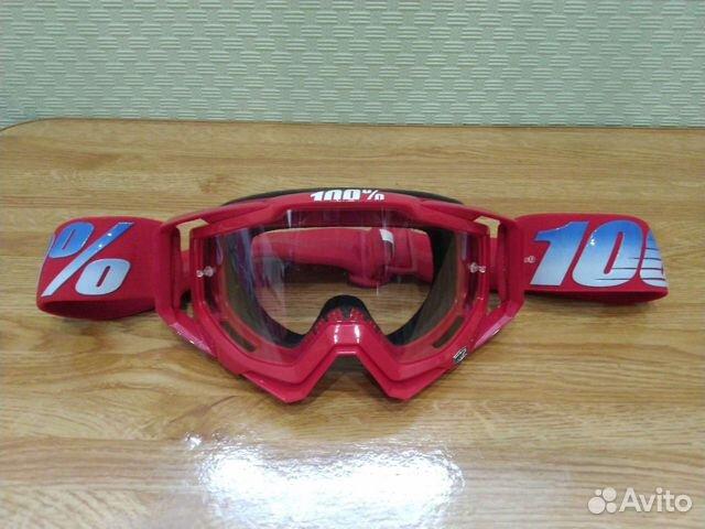 Очки 100 Racecraft  89241365672 купить 1