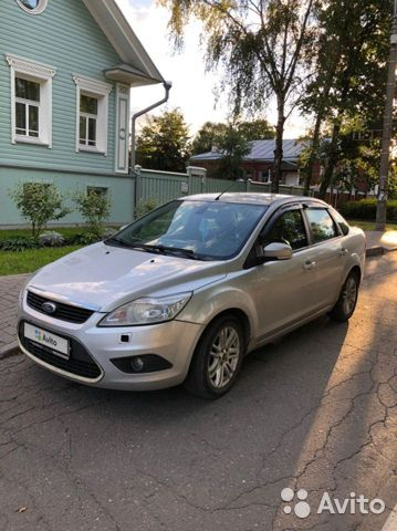 Ford Focus, 2008  283000 купить 1