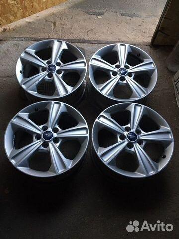 Диски 17 Форд оригинал  89022832142 купить 1