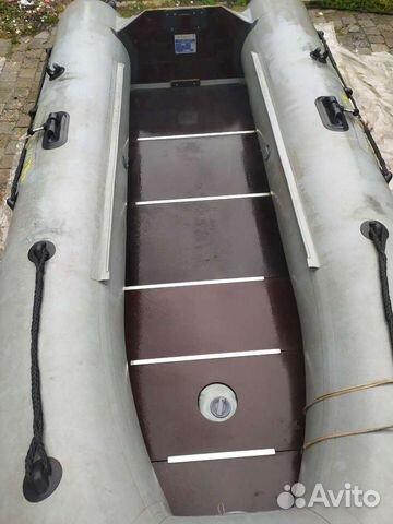 Лодка адмирал 2900