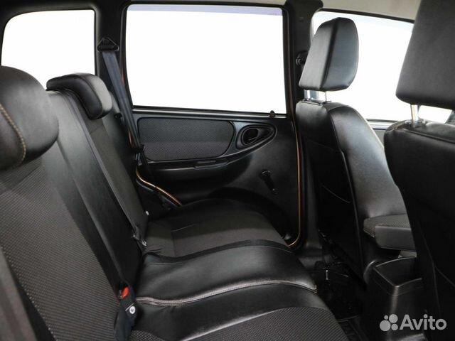 Chevrolet Niva, 2017  84872520037 купить 7