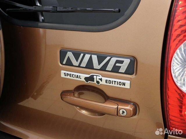 Chevrolet Niva, 2017  84872520037 купить 10