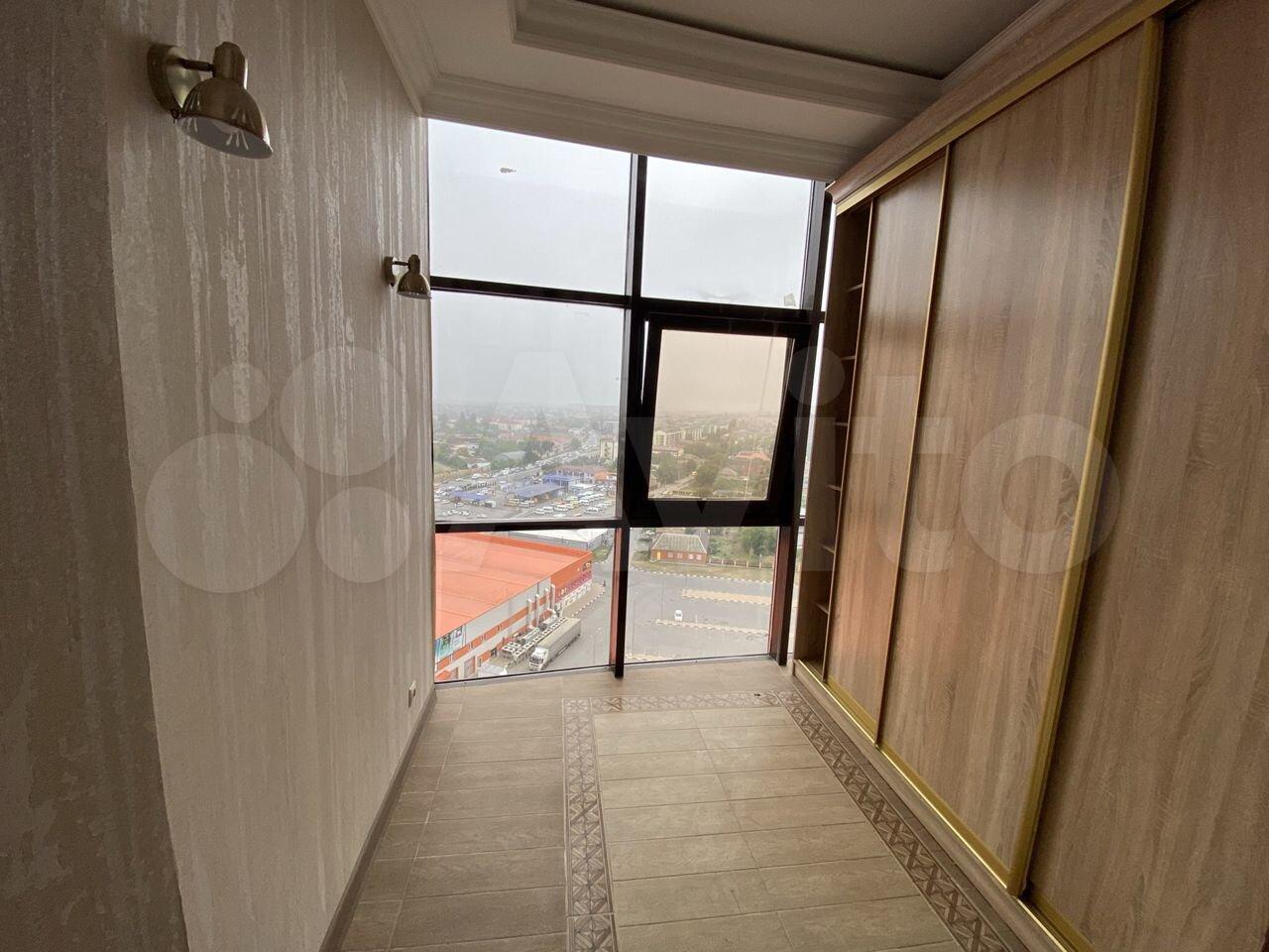 3-к квартира, 120 м², 15/15 эт.  89606376719 купить 9