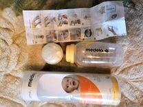 Бутылочка с соской Medela Calma