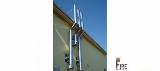 Вентиляция и дымоходы нефтекамск необходимая длина дымохода