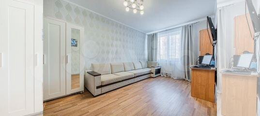 1-к квартира, 40 м², 2/10 эт. в Республике Татарстан | Покупка и аренда квартир | Авито