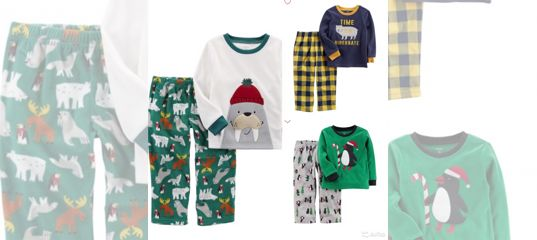 Пижамы и слипы Картерс f94aacd56c2a8