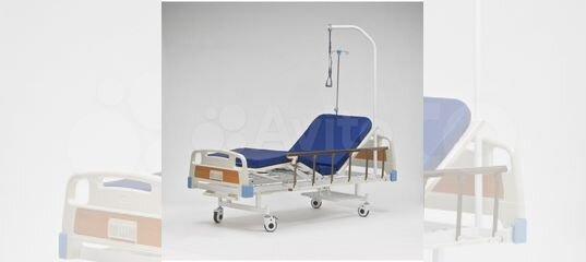 Кровать для лежачих больных для дома на авито воронежская обл павловск дом престарелых