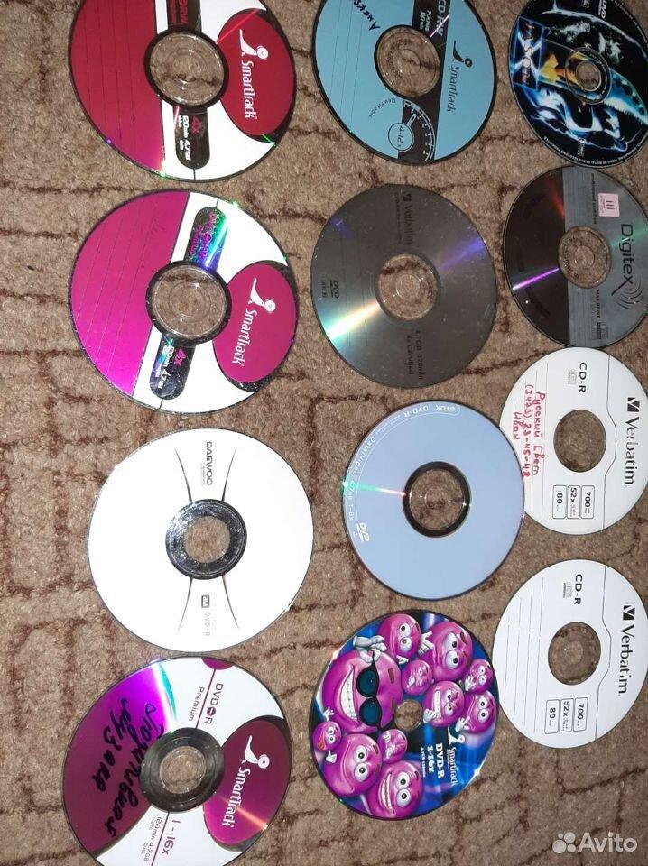 Диски с фильмами  89174859409 купить 2