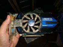 Видеокарта Sapphire HD5750 1Gb