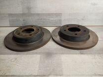 Диски тормозные задние Mazda 3 BL