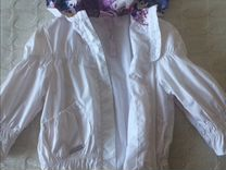 Пакет брендовых вещей на весну-осень куртка, жилет