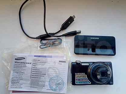Фотоаппарат Samsung ST5000