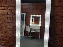 Гримерное зеркало 175/80 в полный рост — Мебель и интерьер в Москве
