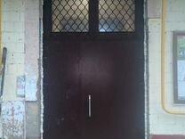 Дверь металлическая в подьезд — Ремонт и строительство в Москве