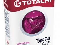 Продам масло в АКПП Totachi Type T-4