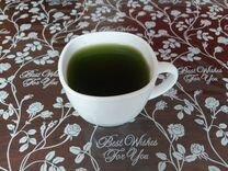 Тайский молочный изумрудный чай
