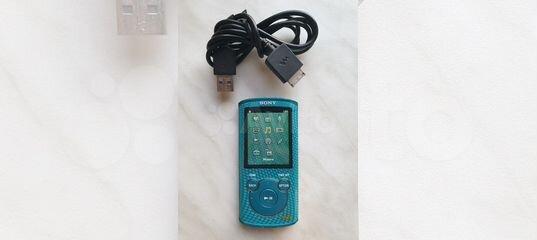Mp3 Плеер Sony NWZ-E464 купить в Санкт-Петербурге с доставкой   Бытовая электроника   Авито