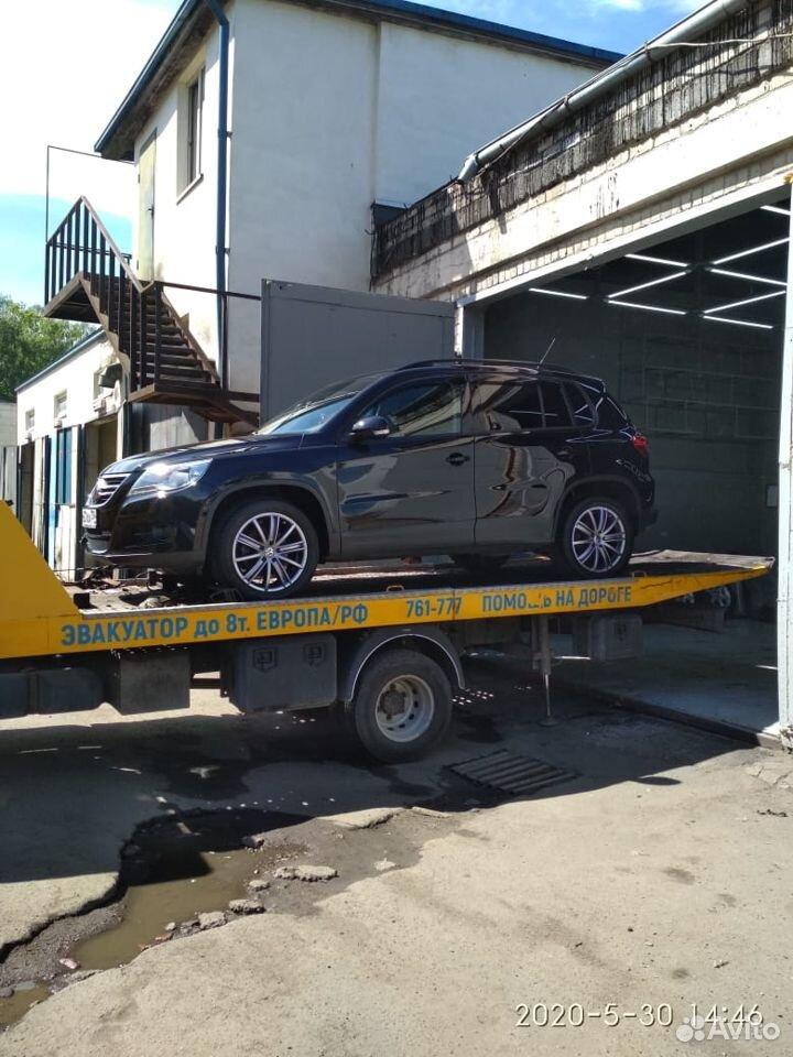 Volkswagen Tiguan, 2008  89097954103 купить 5