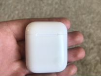 Наушники apple air pods оригинал