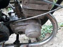 Запчасти мотоцикла Минск