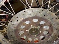 Колесо R-18 с тормозным диском