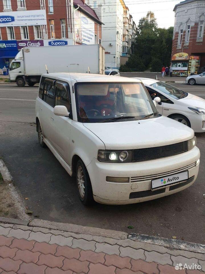 Toyota bB, 2002  89143908623 купить 3