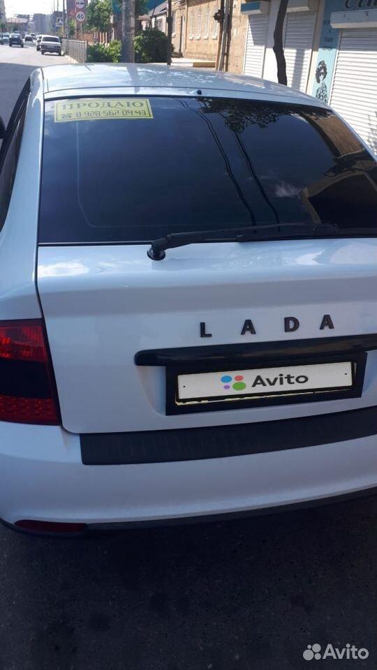LADA Priora, 2011  89634224704 купить 1
