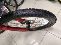 """Полуфэтбайк 26""""разные цвета — Велосипеды в Оренбурге"""