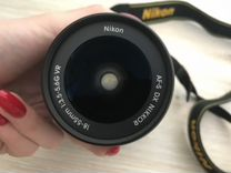 Фотоаппарат Nikon D5100 + DX AF-S Nikkor 18-55mm 1