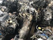 Двигатель Субару Subaru Forester legacy ej25