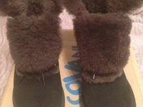 Новые угги Covani 35 размер нат. мех