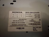 Штатная магнитола Honda C-RV 2 (2005)